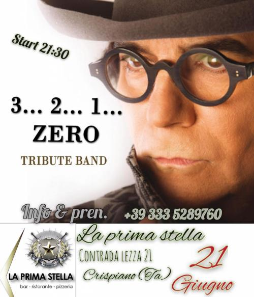 Cover Band Renato Zero