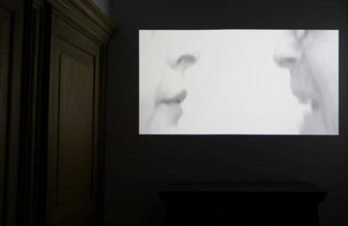 Inaugurazione della mostra personale di Mariateresa Sartori