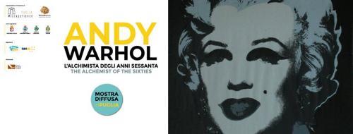 """""""ANDY WARHOL: L'alchimista degli anni Sessanta"""" - POP NOW. NUOVE IDENTITÀ NELLE ARTI PUGLIESI"""