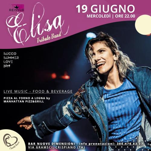 Elisa Tribute Band