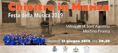 Chiostro in Musica 2019