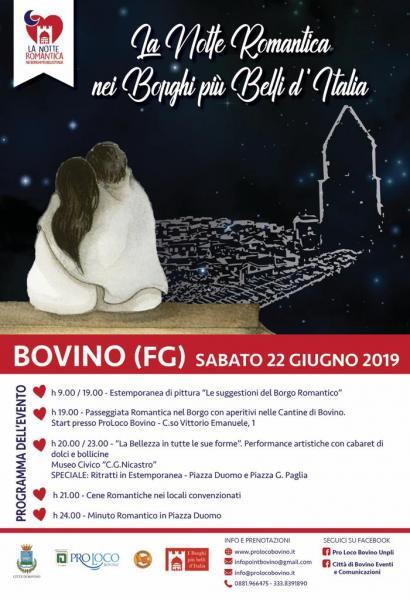 Bovino - La Notte Romantica nei Borghi più belli d'Italia