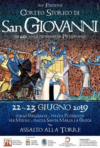Corteo Storico di San Giovanni - XIV Edizione