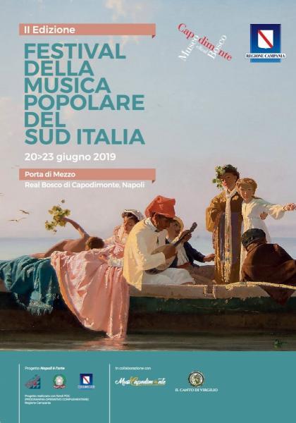 Festival della Musica Popolare del Sud Italia  Seconda edizione