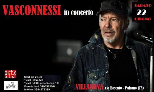 Vasconnessi live concert ... tutto su Vasco Rossi