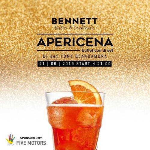 Apericena al Bennett