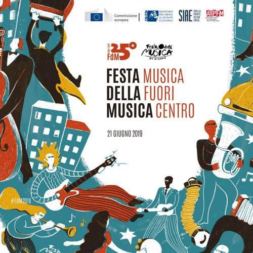 Festa della musica 2019 a Matera