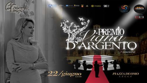 Chiara Taigi - Premio Vigna D'Argento 2019 - Lecce - Dopo l'Oscar il Premio alla Regina dell'Opera