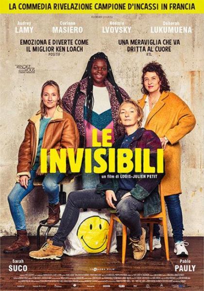 Rassegna di cinema d'autore con Le Invisibili