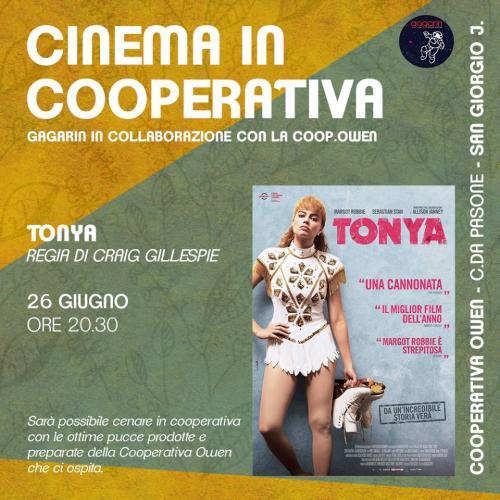 Cinema in cooperativa - Tonya