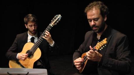 PALLADINO & DI IENNO mandolin and guitar duo