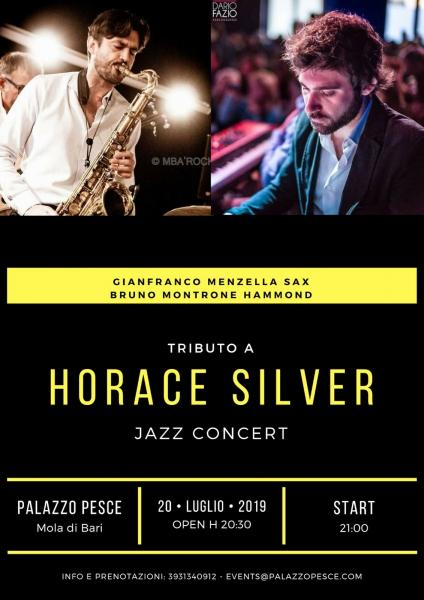 Tributo a Horace Silver [Jazz concert]