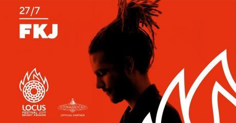 Locus Festival 2019 - Opening con FKJ + MECNA
