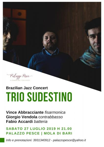 Trio sudestino [Brazilian Jazz Concert]