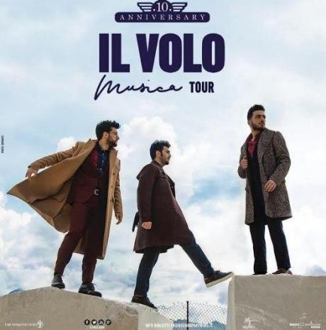 Il Volo live concert a Barletta