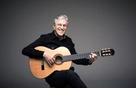 Caetano Veloso, ultima data del tour italiano