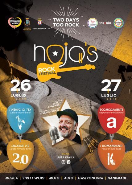 Noja's Rock Festival