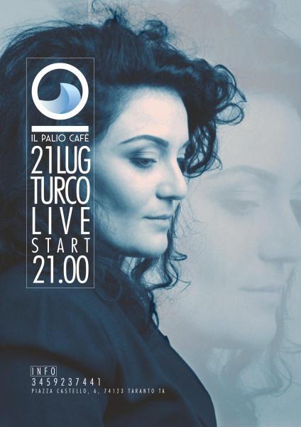 TURCO | live al Palio Cafè