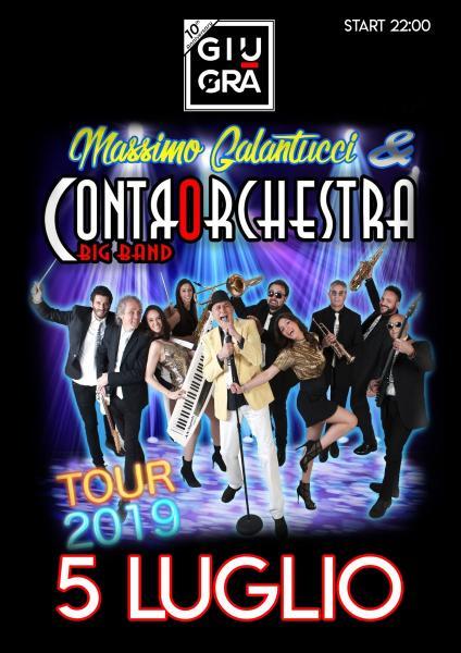 Massimo Galantucci & Controrchestra Big Band in concerto