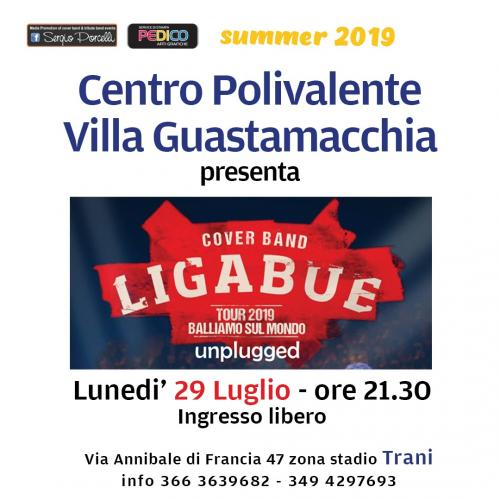Tra Palco E Realta' - Ligabue Cover Band a Trani