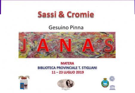 SASSI & CROMIE di Gesuino Pinna - Janas