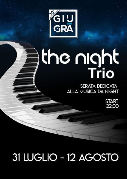 The Night Trio live