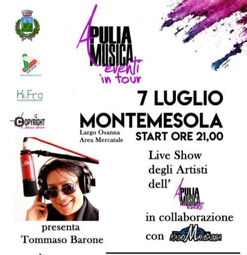 APULIA Musica ed Eventi in Tour