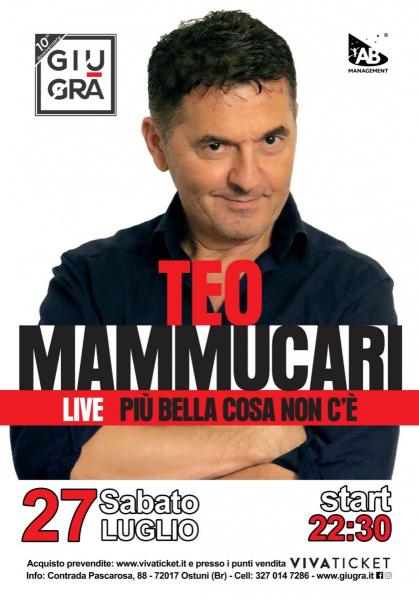"""""""Teo Mammucari - Più bella cosa non c'è"""""""