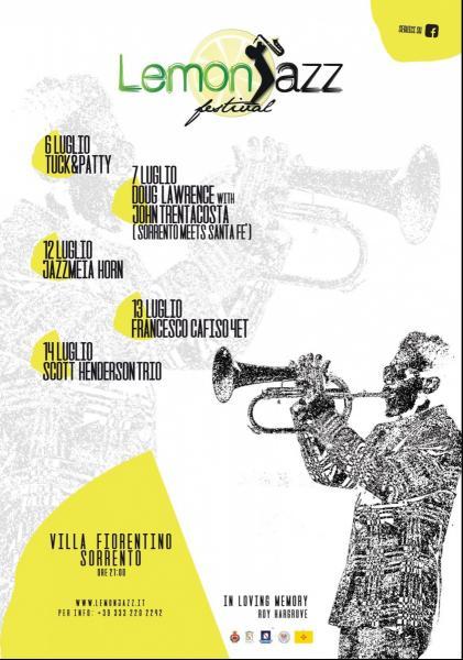Lemon Jazz festival 2019