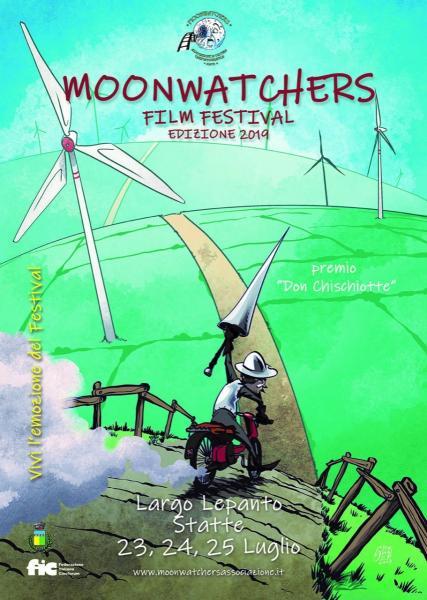 Moonwatchers Film Festival Premio Don Chisciotte Festival Internazionale del Cortometraggio Ediz.2019