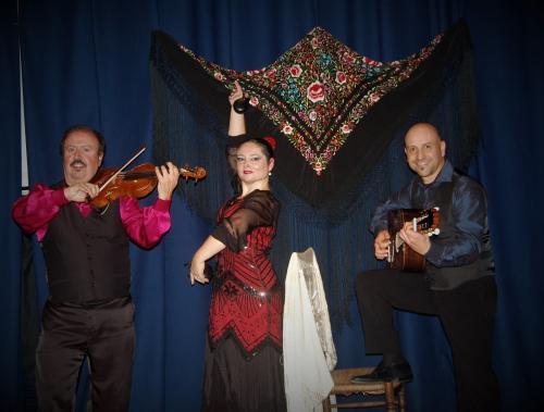 AgìmusFestival 2019 - Spagna y Flamenco - Trio Palomares