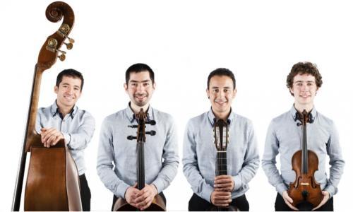 AgìmusFestival 2019 - Patagonien Quartett - Saluti (latino-americani) da Vienna