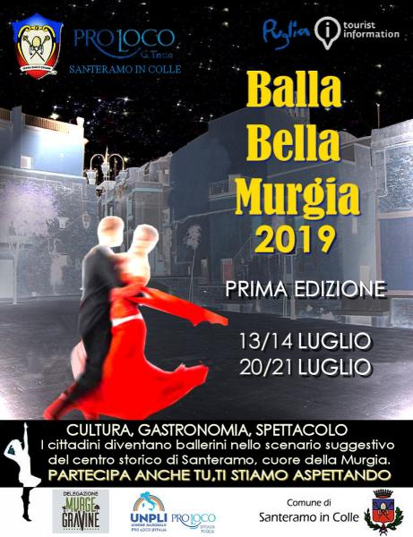 Balla Bella Murgia