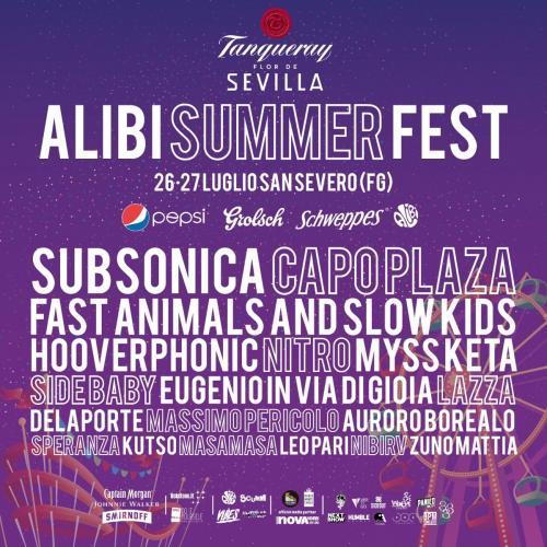 Alibi Summer Fest '19