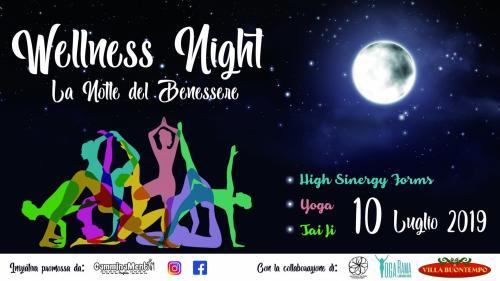 Wellness Night - La Notte del Benessere