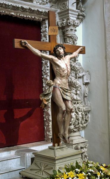 Festa e processione di Cristo Spirante