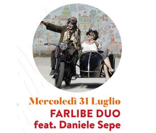 Farlibe Duo feat. Daniele Sepe - Magna Grecia Festival