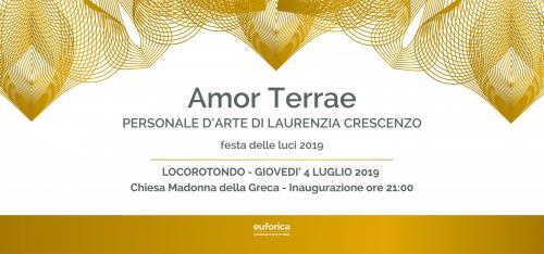 Amor Terrae: Personale d'arte di Laurenzia Crescenzo