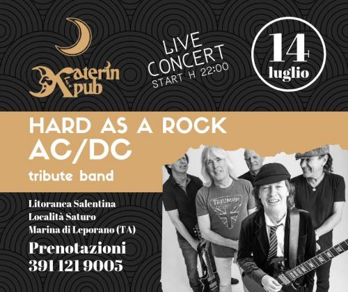 Hard as a Rock AC/DC Tribute band