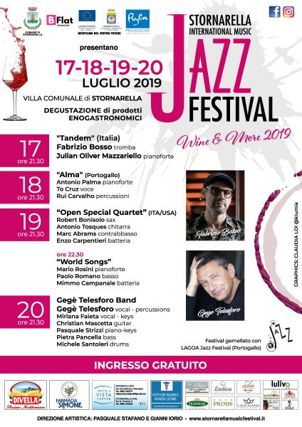 Stornarella Jazz Wine and more