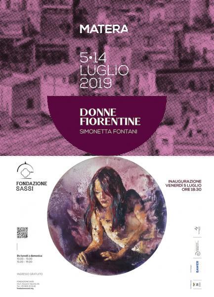 """""""Donne fiorentine"""", le donne di Simonetta Fontani"""