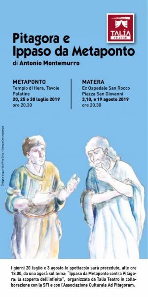 PITAGORA E IPPASO DA METAPONTO di Antonio Montemurro
