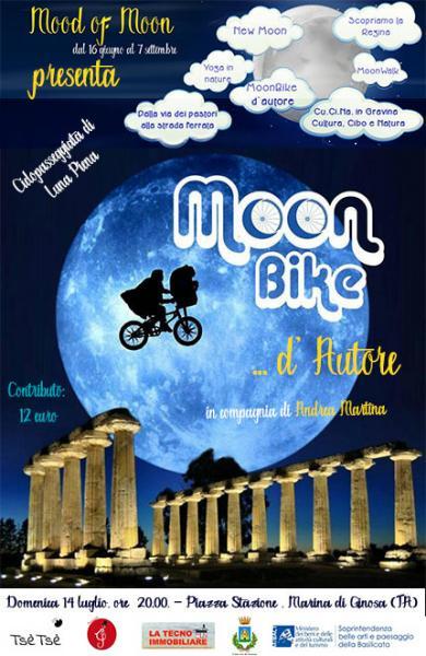 Mood of Moon - Moon Bike d'autore
