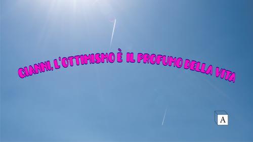 """""""Gianni, l'ottimismo è il profumo della vita"""" mostra personale di Gianni D'Urso"""