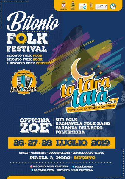 Ta.Tara.Tatà - Bitonto Folk Festival