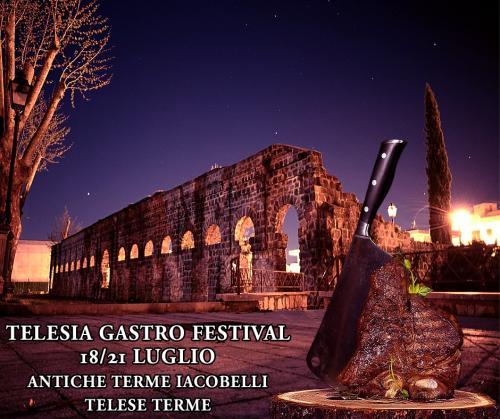 Telesia Gastro Festival - Live Music e Enogastronomia