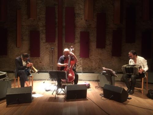 Al Locomotive Jazz Festival torna Paolo Fresu con un nuovo progetto musicale.
