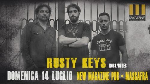 Rusty Keys Rock/Blues live