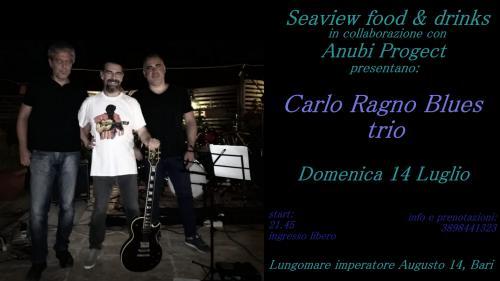 Carlo Ragno Blues trio