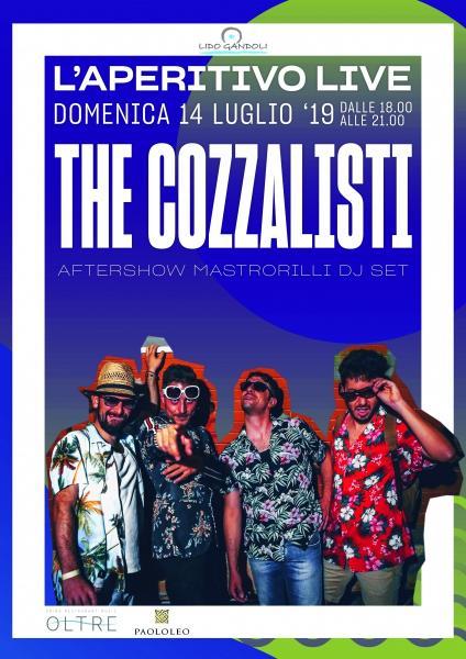 Aperitivo della Domenica @Lido Gandoli - The Cozzalisti
